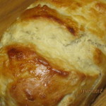 Quick Easy Homemade Bread