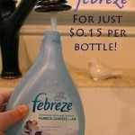 Homemade Febreze!