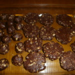 Mixed up no bake cookies
