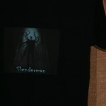 Awesome Slenderman T-Shirt for Leo! @AlliedShirts
