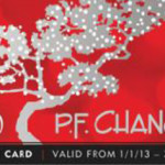 Slow Down & Take a Break this Holiday with P.F. Chang's!
