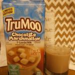 Delicious TruMoo Chocolate Marshmallow Milk! #TruMoo