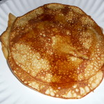 Cream Cheese Pancakes #LCHF #Delicious