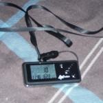 Digital Pocket Pedometer w/Tri-Axis Technology