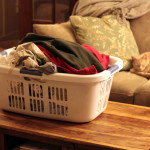 4 Steps to Making Laundry a Breeze!