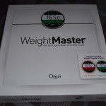Digital Bath Scale w/BMI & Weight Differential Detection! #Ozeri