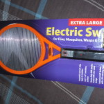 Astor Extra Large Electric Swatter! #flyswatter