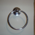 Insta Mount Towel Ring Review! #hotelspa
