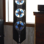 Ozeri 3x Tower Fan w/Passive Noise Reduction Review!