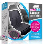 Awesome Car Seat Protector by Cruisy Kids!