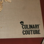 Culinary Couture Silicone Baking Mat Set Review! #culinarycouture