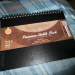 Masterclass Premium Hardcover Sketchbook! #masterclassart