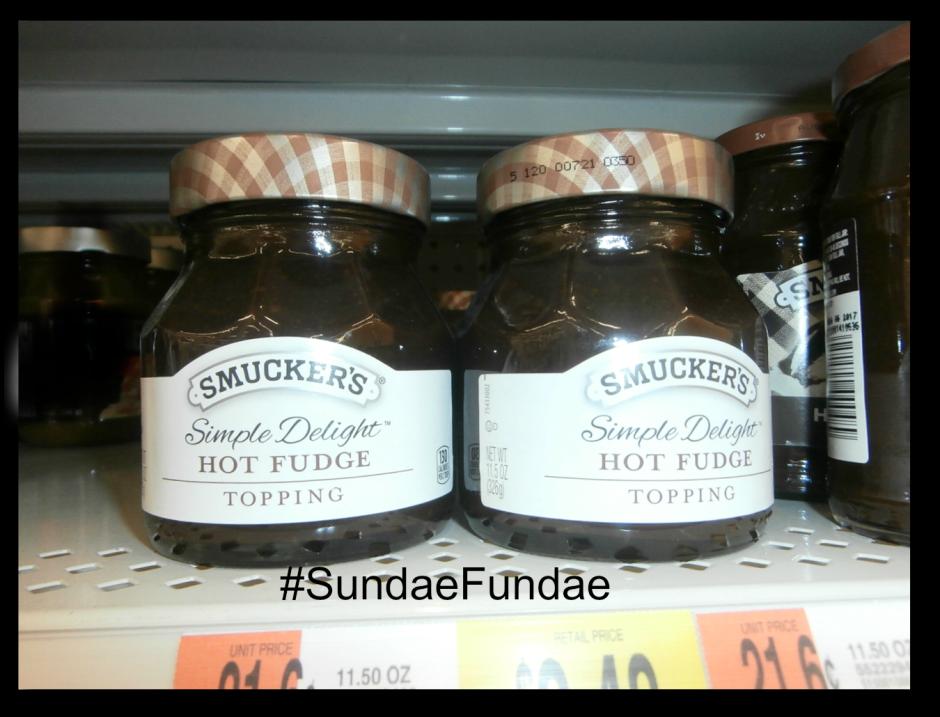 Smucker's #SundaeFundae