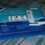 Handheld Electronic Pulse Massager! #TensUnit