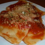 Homemade Ravioli Dough Recipe! #Delcious #Homemade #Pasta