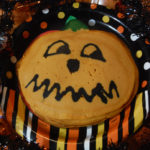 Treats for The Month of October! Jack-O-Cakes! #Halloween #Boo