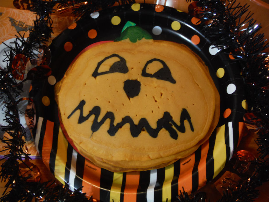 Second of Thirteen Treats for The Month of October! Jack-O-Cakes! #Halloween #Boo