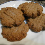 Peanut Butter Cookies! #GlutenFree