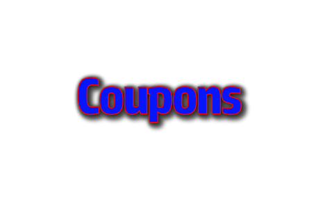 Coupons 1/16
