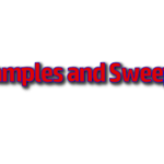 Samples and Sweeps 1/30
